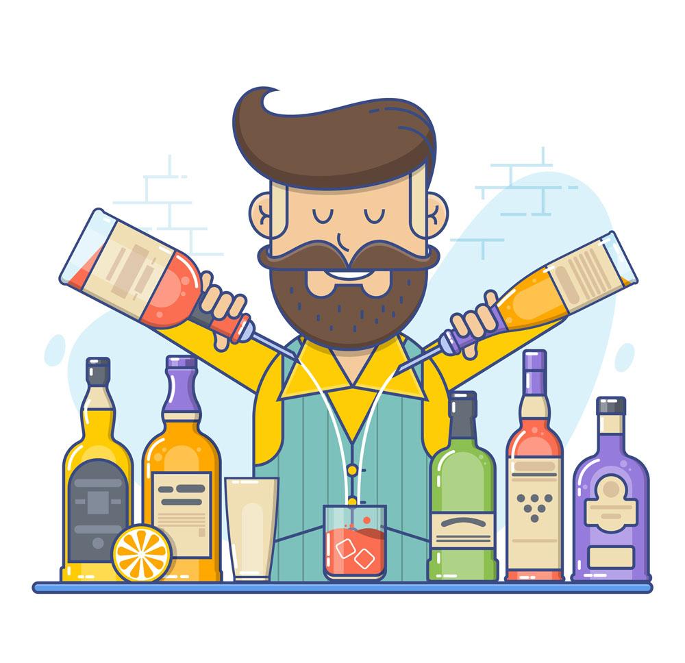 Corso Barman: Trova il corso più vicino a te!