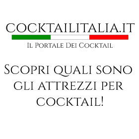 attrezzi per cocktail