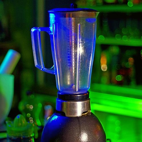 blender cocktail