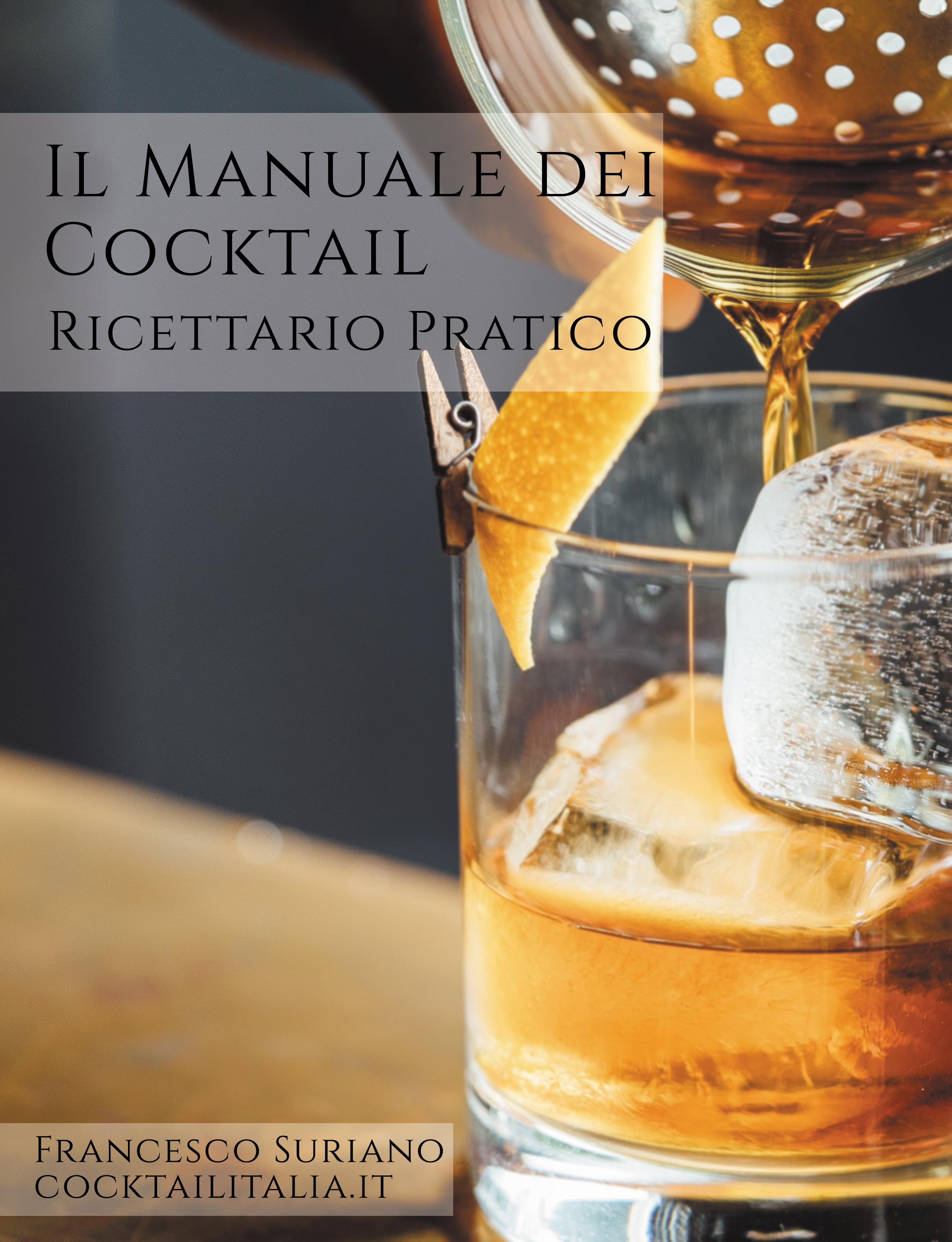 Il manuale dei cocktail - libro cocktail