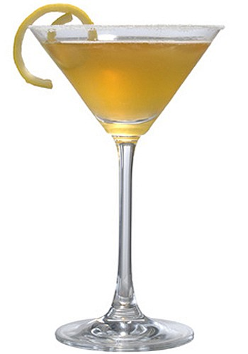 Medium or perfect martini