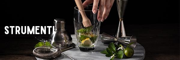 attrezzatura per cocktail